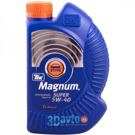 ТНК MAGNUM SUPER 5W40 1 л