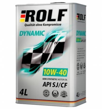 ROLF DYNAMIC 10W40 4 л