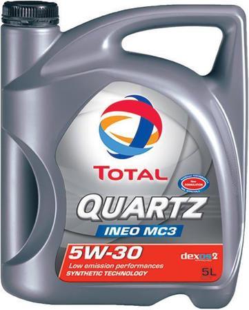 TOTAL QUARTZ INEO MC3 5W30 5 Л