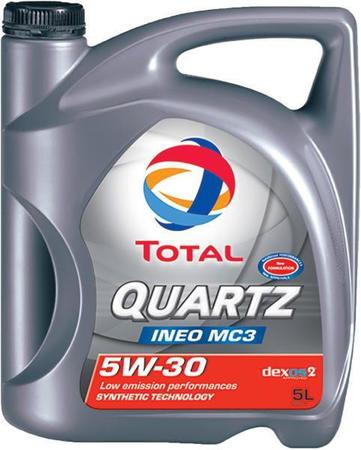 TOTAL QUARTZ INEO MC3 5W30 5 Л