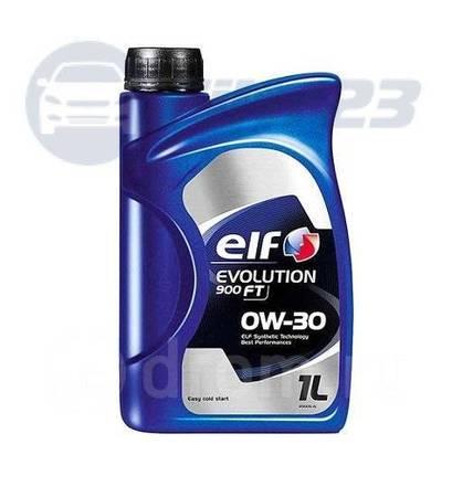 ELF Evolution 900 FT 0W30 1 л