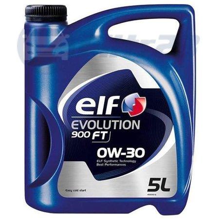 ELF Evolution 900 FT 0W30 5 л