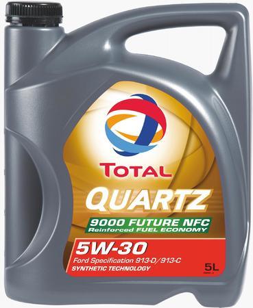 TOTAL QUARTZ 9000 5W30 5 Л
