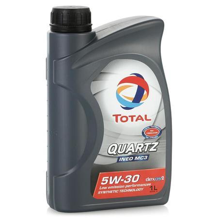 TOTAL QUARTZ INEO MC3 5W30 1 Л