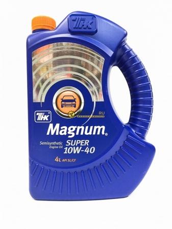 ТНК MAGNUM SUPER 10W40 4 л