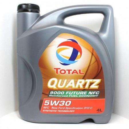 TOTAL QUARTZ 9000 5W30 4 Л