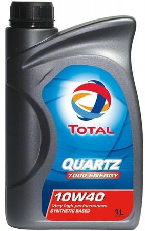 TOTAL QUARTZ 7000 10W40 1 л