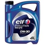 ELF Evolution 900 FT 0W30 4 л