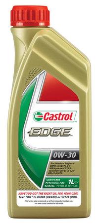 CASTROL EDGE 0W-30 1л