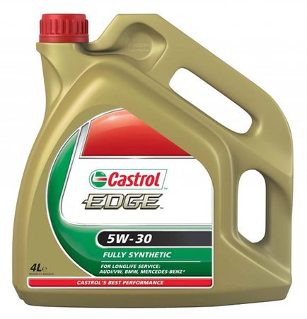 CASTROL EDGE 5W-30 4л