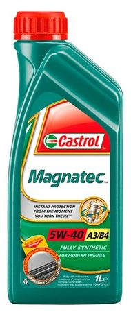 CASTROL MAGNATEC 5W-40 1л