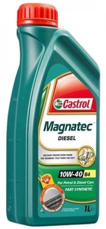 CASTROL MAGNATEC DIESEL 10W-40 1л