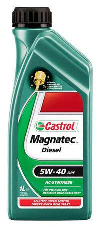 CASTROL MAGNATEC DIESEL 5W-40 1л