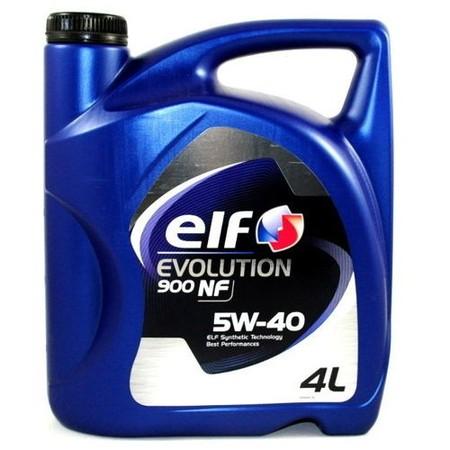 ELF Evolution 900 NF 5W40 4 л