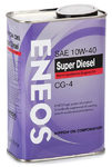 ENEOS Super Diesel 10W-40 1л