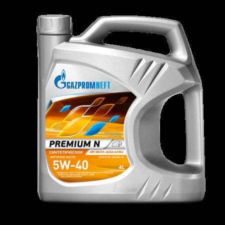 Premium N 5W40 4 л