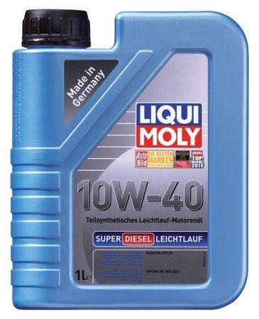 Liqui Moly Diesel Leichtlauf 10W-40 1л