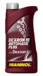 MANNOL DEXRON III AUTOMATIC PLUS 1л