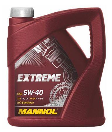 MANNOL EXTREME 5W-40 5л