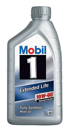 MOBIL Extended Life 10W-60 1л