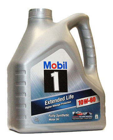 MOBIL Extended Life 10W-60 4л