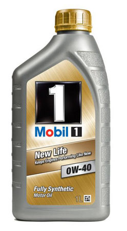 MOBIL New Life 0W-40 1л