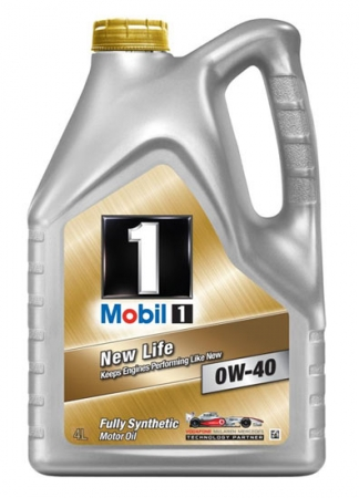 MOBIL New Life 0W-40 4л