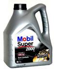 MOBIL Super 2000 Diesel 10W-40 4л