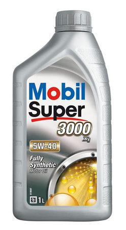 MOBIL Super 3000 5W-40 1л
