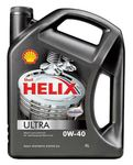 SHELL Helix Ultra 0W-40 4л