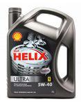 SHELL Helix Ultra 5W-40 4л