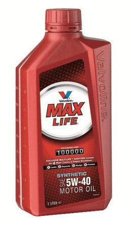 VALVOLINE MaxLife Synthetic 5W-40 1л