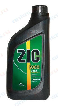 ZIC 5000 Diesel 10W-40 1л