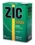 ZIC 5000 Diesel 10W-40 4л