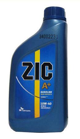 ZIC A+ Gasoline 10W-40 1л