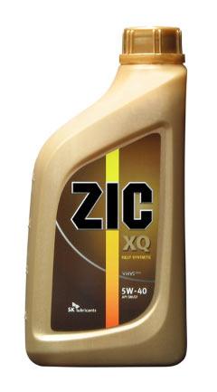 ZIC XQ Gasoline 5W-40 1л