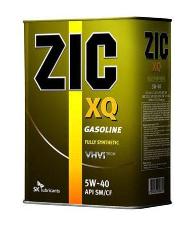 ZIC XQ Gasoline 5W-40 4л
