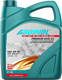 Addinol GigaLight MV 0530 LL SAE 5W30